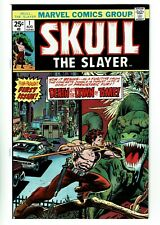 1975 Skull the Slayer #1 NM 9.4 Suscha News Pedigree (Former CGC 9.6)