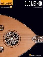 Hal Leonard Oud Method - Instructional Book and Audio NEW 000695836