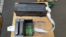 TOSHIBA M40 EX10-M40DR5 PROGRAMMABLE CONTROLLER w/ EX10-EUB4   C5