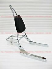 Backrest Sissy Bar for Honda Spirit C2 VT750 2007-2014 GTC#m8Tr