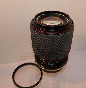 TOKINA 70-210mm SD ZOOM LENS for OLYMPUS OM FILM SLRs