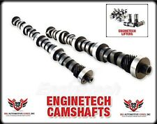 NEW ENGINETECH AMC JEEP V8 290 304 343 360 390 401 CAMSHAFT AND LIFTERS KIT
