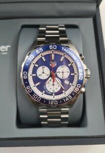 NEW TAG Heuer Men's Blue Formula One LIMITED EDITIONWristwatch:CAZ1018.BA0842