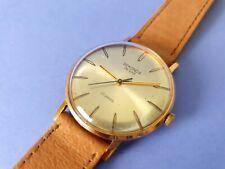 SEKONDA deluxe Classy Men's Vintage watch from Soviet Union [now:Russia] 1970s