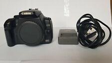 Canon EOS 350D/Digital Rebel XT 8.0MP fotocamera reflex digitale, batteria e caricatore.