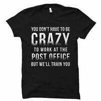 Mailman Shirt, Postman Gift, Funny Post Office Shirt, Postal Wo