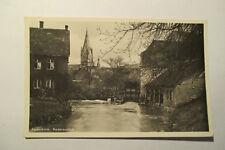 Ansichtskarte  Paderzufluß   Paderborn  1942  gelaufen