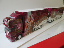 TEKNO 80465797 Scania Gigaliner RISTIMAA/MADONNA M 1:50
