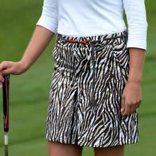 NWT Golfino Womens African Safari Printed Golf Skort 2 4 6 8 10 12 14 4366621