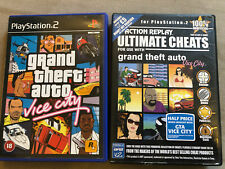 Grand Theft Auto: Vice City (PS2) With Ultimate Cheats