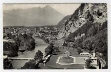 AK Interlaken, Strandbad, 1951
