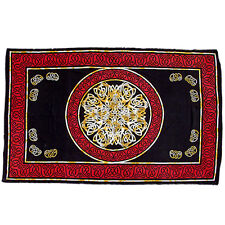 TA07 - Celtic Circle Large Cotton Tapestry