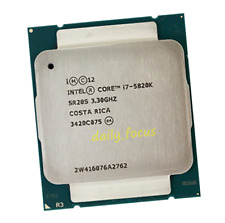Intel Core i7-5820K 3.3 GHz LGA2011-3 6 Core SR20S CPU Processors 15 MB