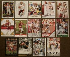 Jason Campbell - 14 card lot - UD FE, Topps, Gridiron Gear, Score RC, all diff