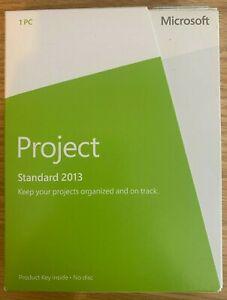 Microsoft Project Standard 2013 076-05068