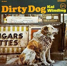 "KAI WINDING ""DIRTY DOG"" PREMIUM QUALITY USED LP (NM/EX)"
