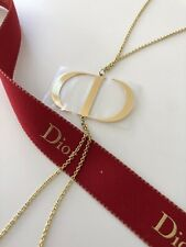 NEW - Christian Dior Necklace. Set Of 2. Necklace + Chocker.