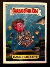 Topps Garbage Pail Kids 2005 GPK ANS 4 #18a HARRY Who Didn't NrMint-Mint
