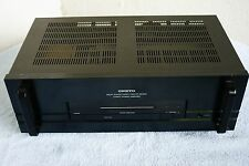 Onkyo M-5160 Delta Power Supply Stereo Amplifier Tested works great