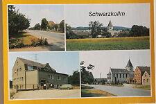 24853 AK Schwarzkollm Kr. Hoyerswerda Dorfstr. Ferienheim Waldesruh Dorfaue 1989