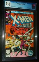 THE UNCANNY X-MEN #146 1981 Marvel Comics CGC 9.6 NM+