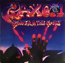 SAXON - POWER & THE GLORY - Vinile Limited Edition Swirl Album - Nuovo Sigillato