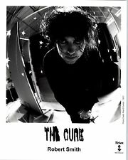 RARE Press Photo of Robert Smith the Lead Singer of the Band The Cure Reprint