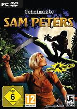 Geheimakte Sam Peters (PC)  ++neu und ovp++