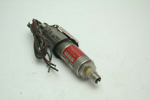 SOR Inc 500-139  9AH-EF5-A4-C1A Mini-Hermet Pressure Switch 5A 250VAC Used