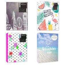 """Home Collection 6"""" x 4"""" 80 Pocket Designer Photo Albums For Gift Random Design😍"""