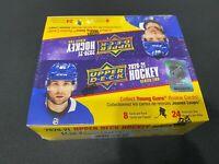 2020-21 Upper Deck Series 2 Hockey Sealed Retail Box