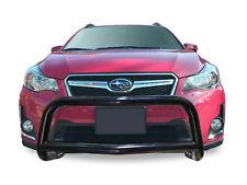 Wynntech Black A-Bar Bumper Guard Protector For Subaru Crosstrek 2013-2018 SST