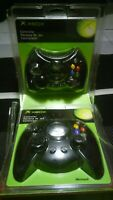 2 Genuine Microsoft Xbox Duke Controllers OEM *Read Description