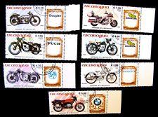 1419-25 MOTORCYCLES UNUSED CTO OG (SEE NOTE)