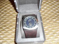 DKNY Reloj 25006 NY-1223 5AT M/50 M de acero inoxidable sólido-Reloj Vintage