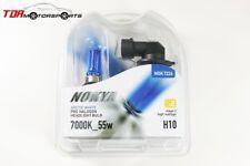 NOKYA Halogen Light Bulbs H10 9145 Arctic White 7000K S2 55W