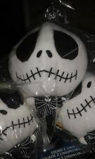 "THE NIGHTMARE BEFORE CHRISTMAS JACK SKELLINGTON 7"" MINI PLUSH TOY FIGURE NECA"