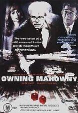 Owning Mahowny (DVD, 2005)  PHILIP SEYMOUR HOFFMAN..REG 4..NEW & SEALED   D3020