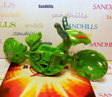 Bakugan Ramdol Green Ventus Gundalian Invaders DNA 1070G & cards