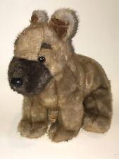 TY CLASSICS 2001 Beanie Buddies Plush Stuffed SHERIFF German Shepherd PUPPY Dog