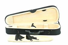 """New black cordura dart shaped viola case 16.5"""" size light weight many Features"""
