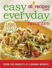 Easy Everyday Favorites: From the World's #1 Cooking Website by allrecipes.com,