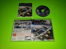 Birds of Steel PlayStation 3 PS3 COMPLETE CIB VERY GOOD TESTED Flight Sim Konami