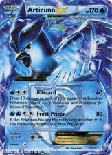 Articuno EX 25/135 LBD Rare Holo Mint Pokemon Card