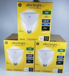 GE Ultra Bright LED 150-Watt EQ LED Par38 Daylight Dimmable Flood Light Bulb 6pk