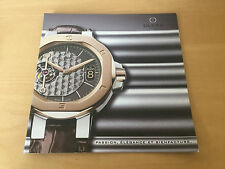 Booklet Folleto CLERC Icon8 - English - Watches Relojes Montres - For Collectors