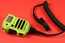 Motorola NNTN8203A Green RSM  Microphone APX6000XE APX7000EX APX8000XE (1st Gen)