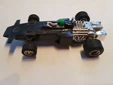 Scalextric F1 JPS Lotus John Player Special Grand Prix Car  working 1970s C050