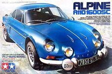 Tamiya 1/24 Scale Alpine A110 1600SC Sports Car Series Plastic Model Kit No. 185