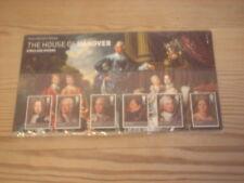 2011 House of Hanover including Mini Sheet Stamp Presentation Pack